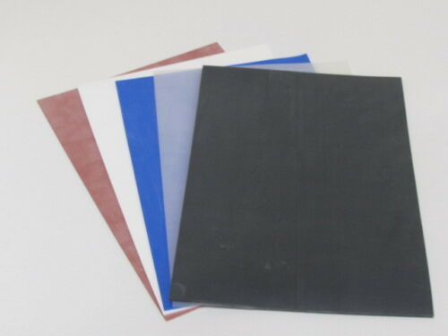 1,1.5,2,3,4,5,6,8,AND 10MMTHK SILICONE RUBBER PADS 300MMSQ