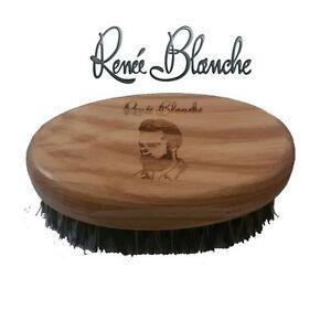 Spazzola-Cinghiale-Linea-Barba-Cura-Barba-Baffi-Uomo-Beard-Line-Renee-Blanche