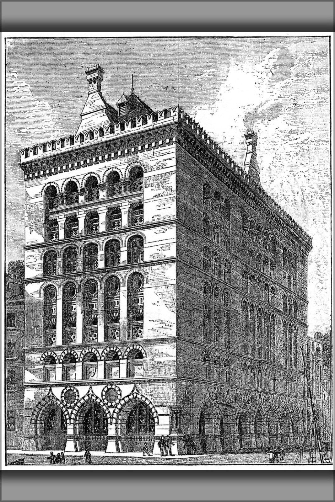 Plakat, Viele Größen; Kornhaus,Charlotte Street,Queen Square, Bristol