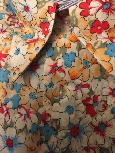 $99.00 New Touchbase Men/'s Dress Shirts Long Sleeves 97/% Cotton White