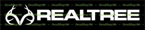 Outdoor Hunting Apparel Realtree III Vinyl Die-Cut Peel N/' Stick Decals