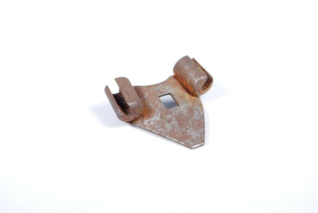 Vintage Braze On Bicycle Frame Cable Housing Stop Steel Parts For Bike Frames
