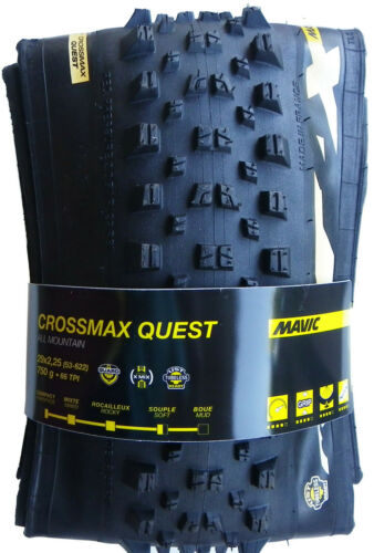 Pneu Tubeless MAVIC CROSSMAX QUEST 29x2.25 Souple