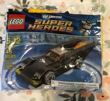 Brand New In Package 30161 LEGO DC Super Heroes Batmobile