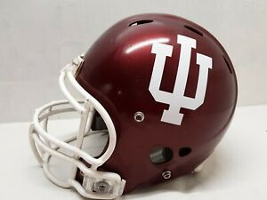 INDIANA HOOSIERS NCAA Riddell SPEED Full Size Replica Football Helmet