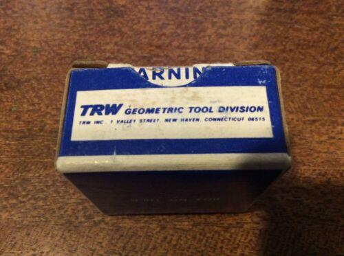 "TRW//Geometric Chasers 1-1//4/"" S O/"" Hang 1-5//8/""-12NS Steel"