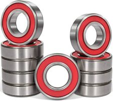 10 Pack 6004 2rs C3 Premium Rubber Sealed Ball Bearing 20x42x12mm 6004rs