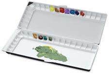 Mijello Silver Nano 40 Folding Watercolour Palette - 3040