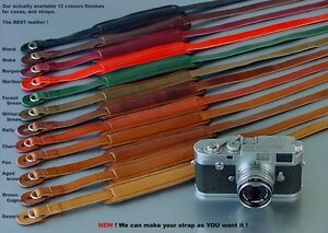 LUIGI-DELUXE-STRAP-for-LEICA-NIKON-CANON-ZEISS-FUJI-MANY-OTHER-CAMERAS-UPS-INCL