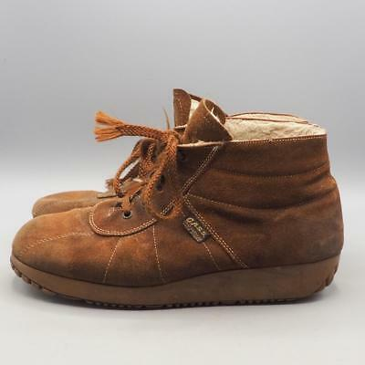 8d5d8ce22f5cd Vintage Mens 1970's Suede Kinney G.A.S.S. Shoes | eBay