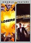 Losers / Rockenrolla - 2 Disc Set (2014 DVD New)