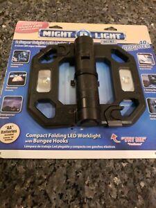 Details About Might D Light Mini Led Folding Work Led125 Cooper Lighting New