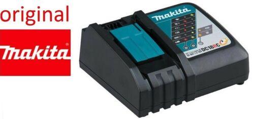original MAKITA DC18RC Ladegerät BL1815 BL1830B BL1840B BL1850B BL1860 195584-2