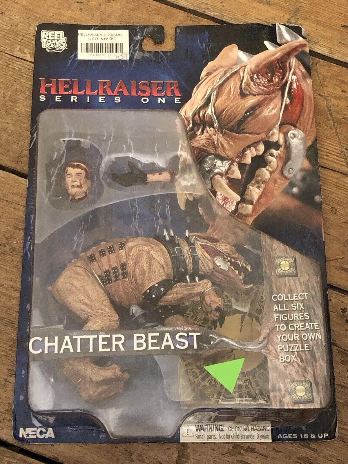 NECA Hellraiser Series 1 Chatter Beast  AFHRS1 44