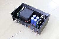 Clone Classic QUAD405 Power amplifier HIFI Audio amp 100W+100W ONSEMI MJ15024