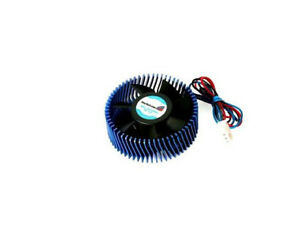 StarTech-TX3-Aluminum-Universal-VGA-4500RPM-Cooler-Fan-Heatsink-Black-Blue