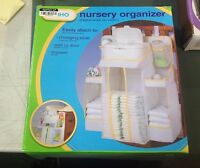 Soho Designs Nursery Organizer - White/pink