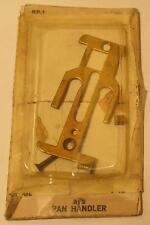 '60s AJ's BP-1 Pan Handler Brass Weight Belly Pan for Aurora TJet Slotcars