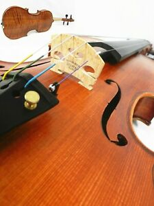 Advanced 4 4 Size Violin Hand Made In Romania Dominant Strings Free Shipping Ebay