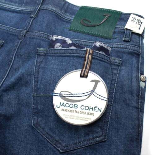 Jacob Cohen 688 Stretch Denim