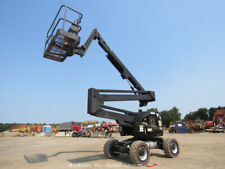 2012 Jlg 450aj 45 4wd Articulating Boom Lift Man Aerial Platform Jib Bidadoo