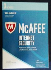McAfee Internet Security 2017, 3 Devices - 1Year