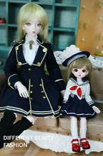 Fashion Nurse Suit Outfit Clothes Uniform for 1//3 SD BJD Doll 5 Pcs Full Set AOD
