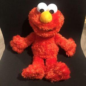 Tickle Me Elmo Sesame Street Red Plush Toy (Hasbro, 2016) Laughs, Shakes & Talks