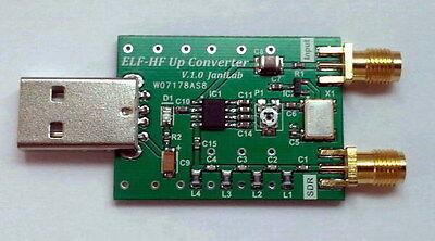 HF, VHF, UHF RTL-SDR TCXO SPECTRE DUAL SDR RADIO RIG WITH 30MHz UPCONVERTER