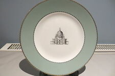 WEDGWOOD GRAND TOUR COLLECTION 8 INCH PLATE ST. PAUL'S CATHEDRAL FREE UK P&P