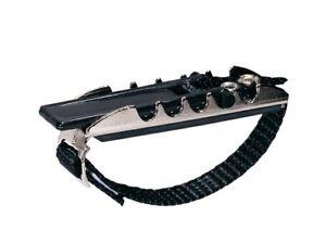 Dunlop Deluxe Professional Toggle Capo Curved Radius Neck 14C
