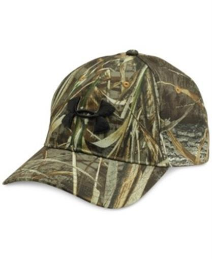 90b4215c0a5 Under Armour Mens Camo Cap 2.0 Realtree Max 5 Hunting Camouflage for sale  online