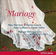 Mariage CD NEW