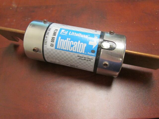 Littelfuse FLNR 600 ID 600a 250 Volt Time Delay Fuse for sale online
