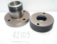Brown And Sharpe No 13 Collet Chuck Adapter Inv42103