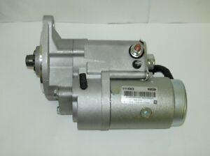 Motor-de-arranque-65-26201-7059-12-V-9-dientes-OPEL-GMC-Iseki-TMC-Isuzu-Clark-Reino-Unido-Stock