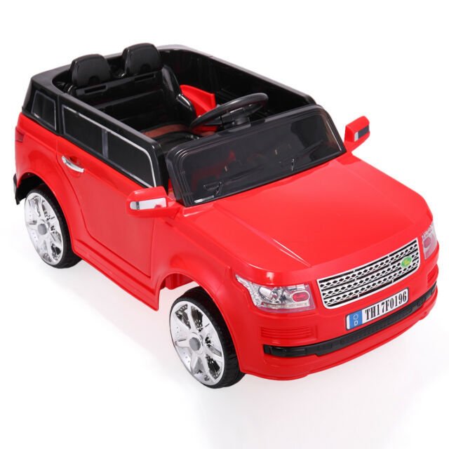 d6e7aedd0 12v Ride on Car Kids W  Mp3 Electric Battery Power Remote Control RC ...