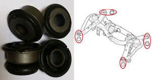VOLVO S60 BUSH FOR REAR AXLE SUSPENSION WISHBONE ARM 31277952