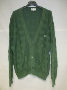 Gilet-LACOSTE-Devanlay-made-in-France-vert-collection-coton-taille-3