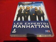 "COFFRET 6 DVD NEUF ""LES EXPERTS A MANHATTAN - SAISON 2"""