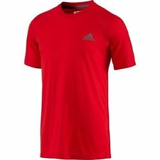 Adidas Mens Athletic Ultimate T Shirt,3 colors,Red,Black,White
