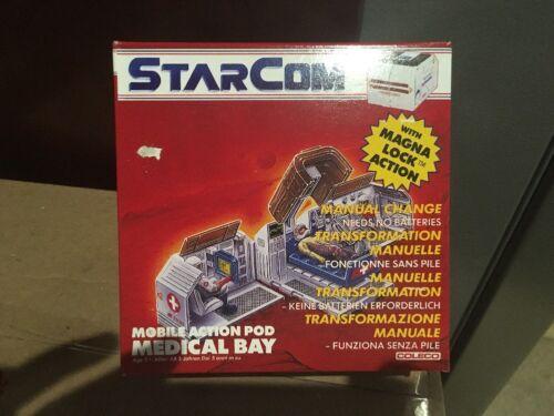 factory sealed MISB Starcom Medical  Bay Mobile Action Pod case fresh