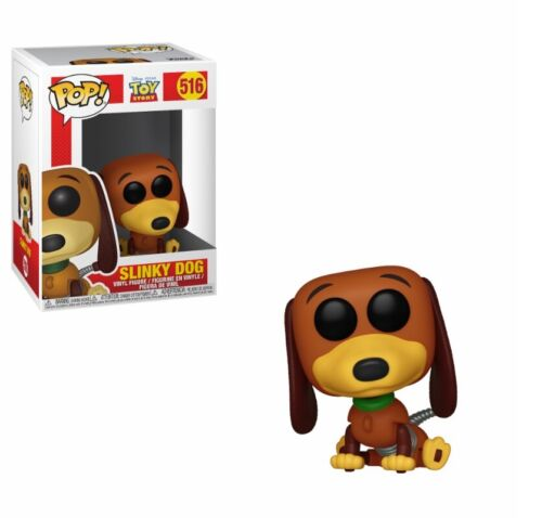 Zig Zag Neuf Boîte Figurine  FUNKO POP Disney Toy Story Slinky Dog