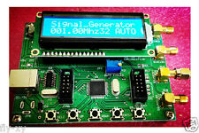 0 50mhz Ad9850 Dual Channel Sine Wave Dds Signal Source Generatorpc Software