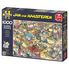 Jumbo 17014 Puzzle Jan Van Haasteren das Büro 1000 teile