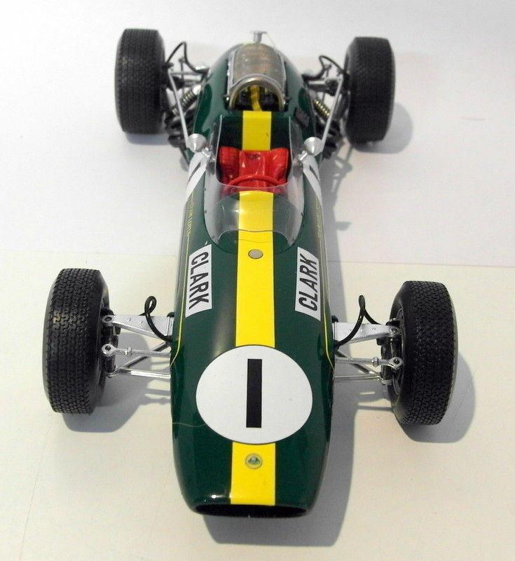 SPARK 1 18 échelle Résine - 18S067 Lotus 33  1 gagnant Allemand GP 1965 Jim Clark