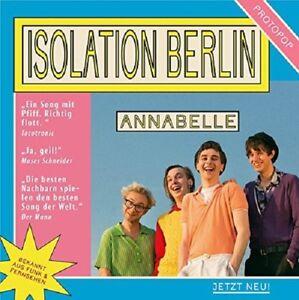 ISOLATION-BERLIN-ANNABELLE-LTD-7-034-VINYL-VINYL-LP-SINGLE-NEU