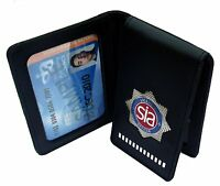 Sia Licence Holder/id Wallet Wih Security Badge