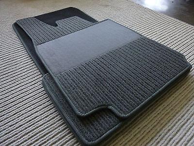 NEU $$$ Anthrazit $$$ Lengenfelder Rips Fußmatten passend für BMW E21 3er