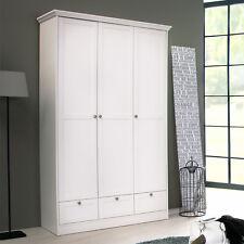 Kleiderschrank Mit 3 Türen Landwood Ebay